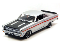 1967 FORD FAIRLANE STREET FIGHTER (SILVER)