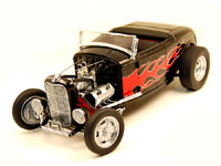 SUPERCHARGED ARDUN '32 ROADSTER