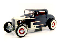 TOM'S GARAGE 3-WINDOW DEUCE COUPE (1/320)