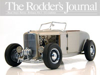 REAL STEEL SERIES 1932 FORD VINTAGE ROADSTER