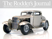 REAL STEEL SERIES 1932 FORD 3 WINDOW