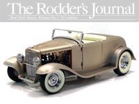 REAL STEEL SERIES No3 1932 FORD CONVERTIBLE