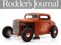 TRJ 15th ANNIVERSARY EDITION '32 FORD COUPE