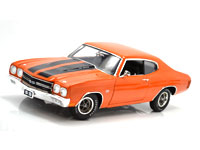 1970 CHEVELLE SS 454 LS6 MONACO ORANGE 1of996