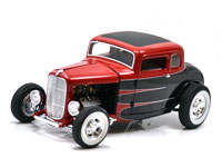 1932 FORD FIVE WINDOW (TOM'S GARAGE LIMITED)