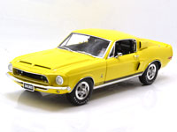 1968 SHELBY GT500KR SPECIAL ORDER COLOR No2 WT 606
