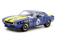 1967 MARK DONOHUE / PENSKE RACING CAMARO Z28