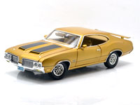 1970 OLDSMOBILE 442 HOLIDAY COUPE DR. OLDS