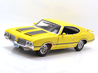 1970 OLDSMOBILE 442 W30 YELLOW Dr. OLDS #2