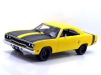 1970 PLYMOUTH ROAD RUNNER  6-PACK ATTACK