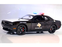 ACME 1:18  TEXAS HIGHWAY PATROL DODGE CHALLENGER