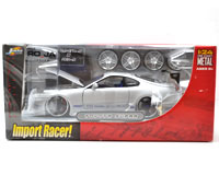 1/24 IMPORT RACER TOYOTA SUPRA - SILVER