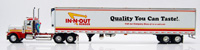 IN-N-OUT PETERBILT REFRIGERATED TRAILER
