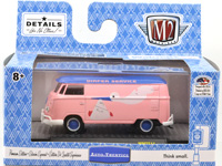 1960 VW DELIVERY VAN USA MODEL (PINK)