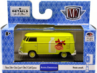 1960 VW DELIVERY VAN USA MODEL (LIME GREEN)