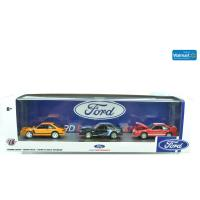 WAL-MART EXCLUSIVE- FORD FOX BODY CUSTOM 3 PACK