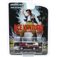 ACE VENTURA - 1967 JEEP JEEPSTER CONVERTIBLE