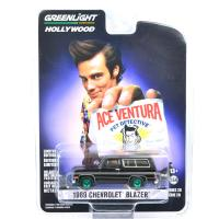 ACE VENTURA - 1989 CHEVROLET BLAZER (GREEN MACHINE