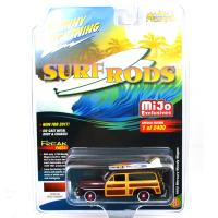 MIJO TOYS - SURF RODS 1950 MERCRY WOODY WAGON