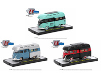 1959 VW DOUBLE CAB TRUCK USA MODEL CAMPER( SET2 )