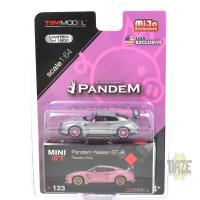 PANDEM NISSAN GT-R R35(PASSION PINK)(CHASE CAR)