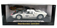 1966 FORD GT 40 MKII #98 (WHITE)