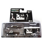 THE GODFATHER - 1972 C10 - 1955 CADILLAC FLEETWOOD