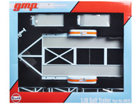 GMP 1:18  PARTS DEPARTMENT GULF TRAILER