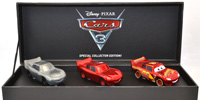 SDCC 2017 THE MAKING OF CARS 3 LIGHTNING McQUEEN