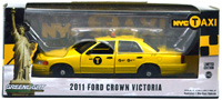 2011 FORD CROWN VICTORIA - NYC TAXI