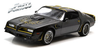 FAST AND FURIOUS - TEGO'S 1978 PONTIAC FIREBIRD TR