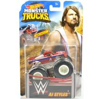 WWE MONSTER TRUCKS - AJ STYLES