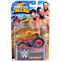 WWE MONSTER TRUCKS - THE NEW DAY