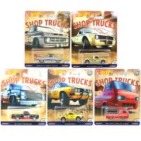 SHOP TRUCKS - SET