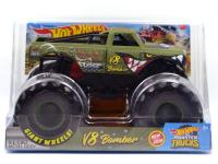 MONSTER TRUCKS 1/24 -V8 BOMBER(ARMY GREEN)