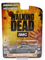 THE WALKING DEAD - 2001 FORD CROWN VICTORIA