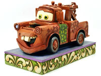 DISNEY TRADITIONS PIXAR CARS MATER