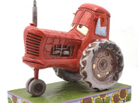 DISNEY TRADITIONS PIXAR CARS TRACTOR