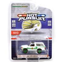 1993 FORD BRONCO U.S CUSTOMS AND BORDER(GREEN MACH