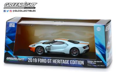 2019 FORD GT - HERITAGE EDITION