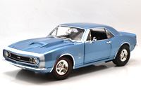 ACME 1:18 1967 NICKEY CAMARO 427 SS