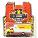 SHELL OIL - INTERNATIONAL DURASTAR 4400 BOX TRUCK