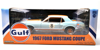 1967 FORD MUSTANG COUPE - GULF OIL