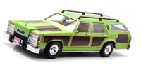 "1979 FAMILY TRUCKSTER ""WAGON QUEEN"""