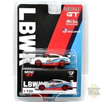 LB WORKS NISSAN GT-R R35 TYPE1 REAR WING MARTINI R
