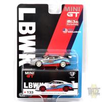 LB WORKS NISSAN GT-R R35 TYPE1 REAR WING MARTINI(C
