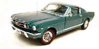 1965 FORD MUSTANG GT FASTBACK LIMITED EDITION