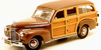 1941 CHEVOLET SPECIAL DX STATION WAGON