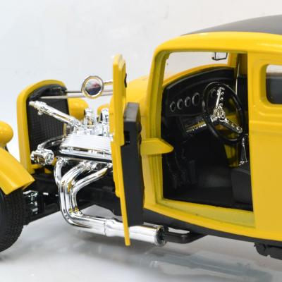MOTOR MAX  1:18 1932 FORD HOT ROD