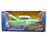 MiJo EXCLUSIVE - 1953 CHEVY BEL AIR(GREEN)